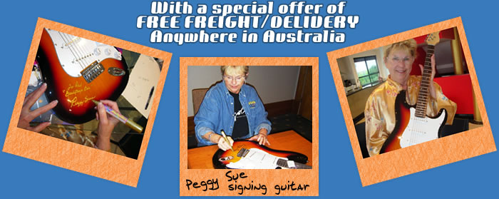 With a special offer of FREE FRIGHT/DELIVERY Anywhere in Australia