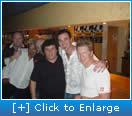 Mario, Shannon & The Boys at the After Party 2004